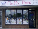 fluffy pets spa