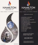 Hamilton  Industries Ltd.