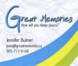 Jennifer Bulmer
