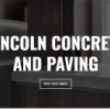 image Lincoln Concrete and Paving