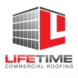 Lifetime Commercial Roofing logo
