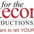 For the Record Productions Inc. Icon