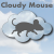 Cloudy Mouse Icon