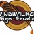 Windwalker Sign Studio Icon