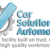 Car Solutions Automotive Icon