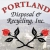 Portland Disposal & Recycling Icon