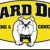 Yard Dog Fence Icon