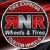 RNR Tire Express & Custom Wheels Icon
