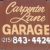 Carpenter Lane Garage Icon