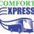 Comfort Express Bus Charter Rental Icon
