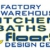 Factory Warehouse of Floors Icon