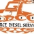 G Force Diesel Service Icon