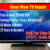Clear View TV Repair Service Icon