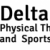 Delta Physical Therapy and Sports Medicine Icon