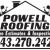 Powell Roofing LLC Icon