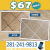 Tile Grout Cleaning Spring Icon