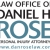 Law Office of Daniel H. Rose Icon